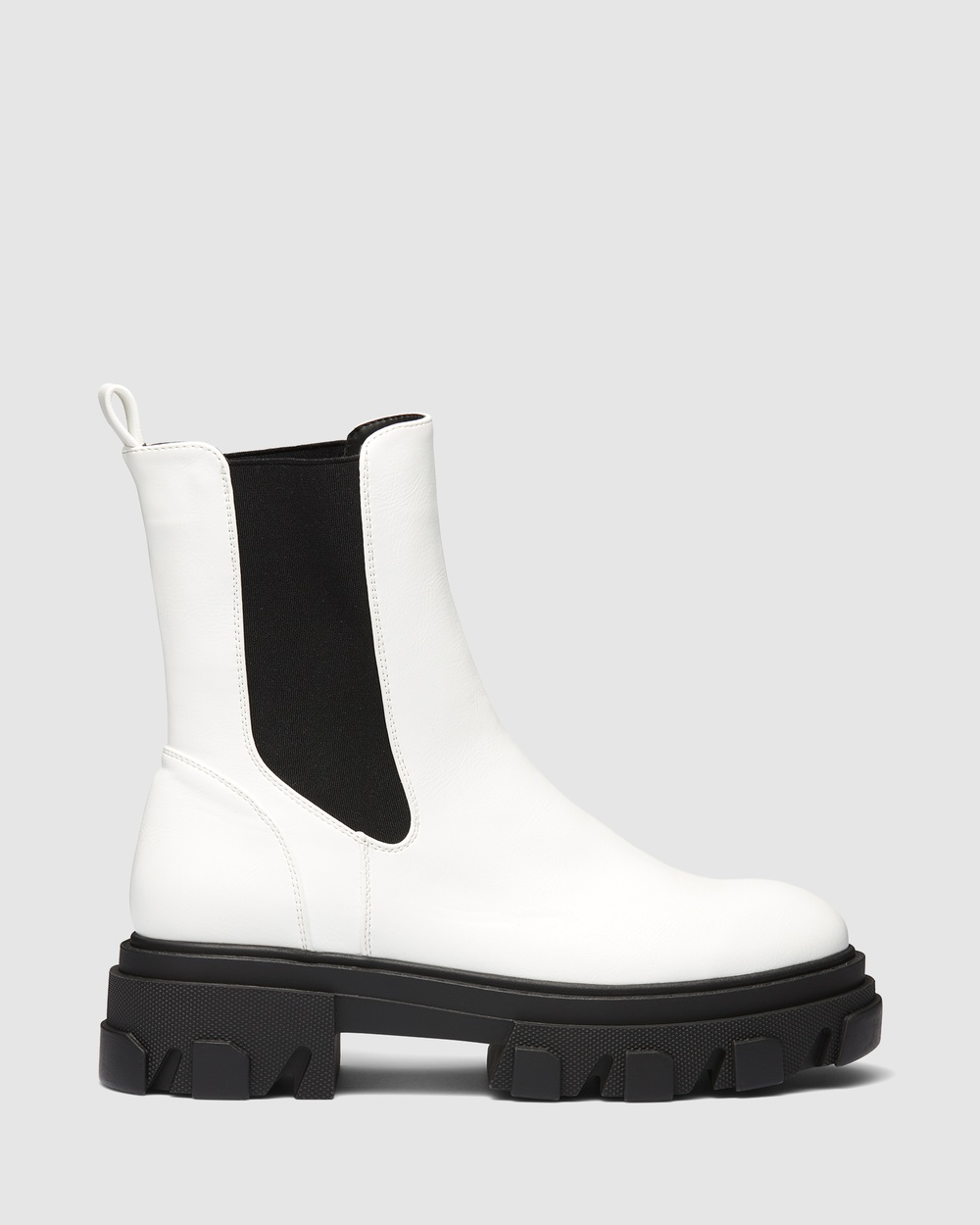 Therapy Aspen Boots White