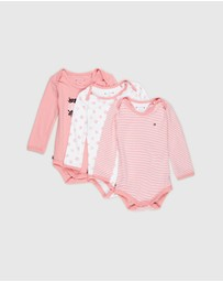 Tommy Hilfiger - 3-Pack Body Gift Box - Babies