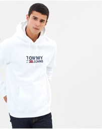 Tommy Jeans - Tommy Logo Hoodie