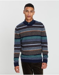 NN.07 - John Stripe 6302 Sweat
