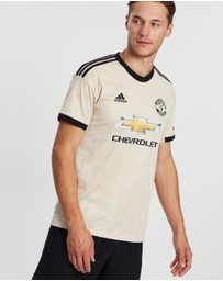 adidas Performance - Manchester United FC Away Jersey