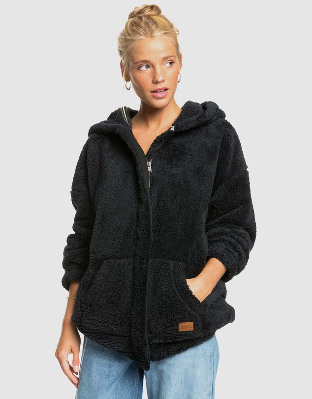 Roxy - Womens Light Of The Night Hooded Jacket