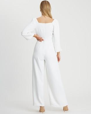 Tussah Roelle Jumpsuit - Jumpsuits & Playsuits (White)