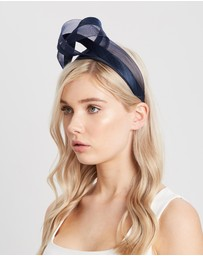 Fillies Collection - Turban Headband Fascinator