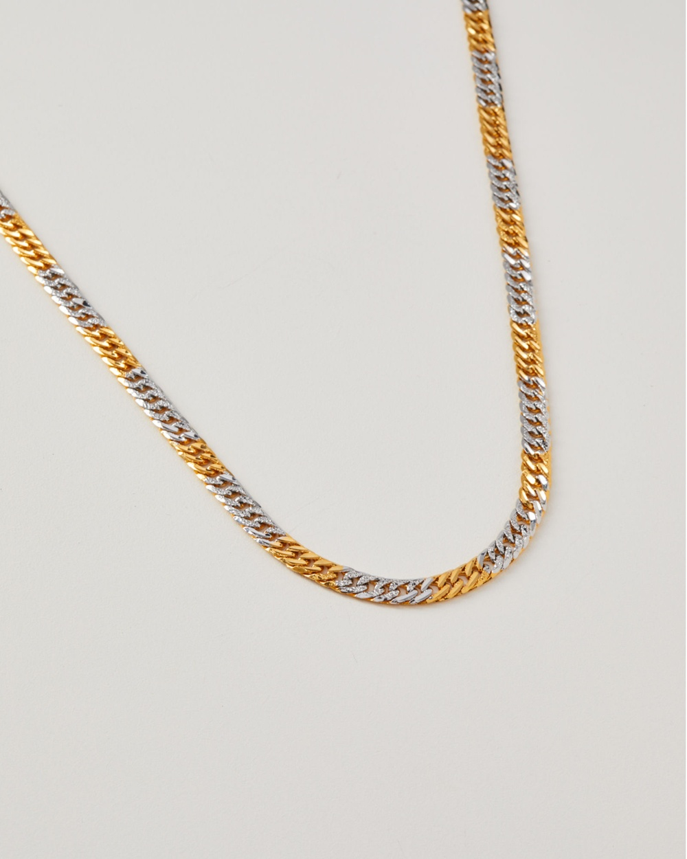 ALIX YANG Cleo Chain Jewellery Gold, silver