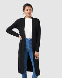 Forever New - Natasha Edge to Edge Cardigan