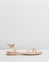 Atmos&Here - Sophie Leather Sandals