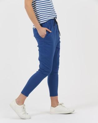 Privilege Washington Jogger Pants - Pants (Blue)