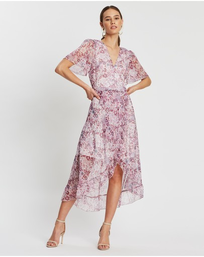 Atmos&Here - Verona Wrap Dress
