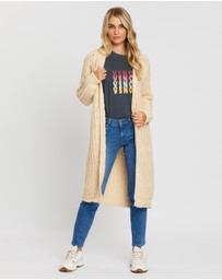All About Eve - Comfy Longline Cardigan