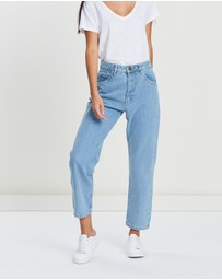 DRICOPER DENIM - Girlfriend Jeans