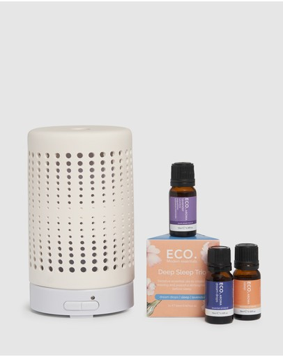 ECO. Modern Essentials - ECO. Tranquil Diffuser & Deep Sleep Trio Collection