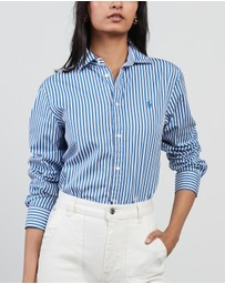 Polo Ralph Lauren - Georgia Long Sleeve Shirt