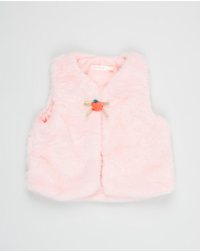 Billieblush - Sleeveless Cardigan - Babies