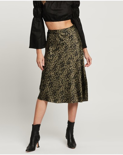 Vero Moda - Christas Satin Skirt