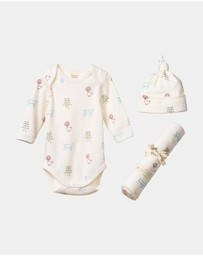 Nature Baby - Organic Cotton Gift Set