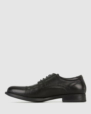 Airflex Defiant Leather Derby Dress Shoes - Dress Shoes (Tan)