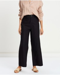 Assembly Label - Vela Wide Leg Pants