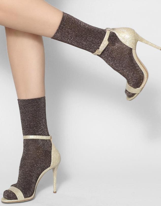 Women Glitterati Socks