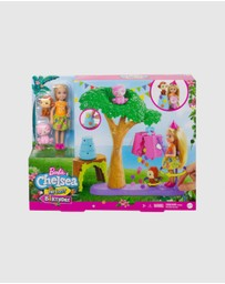 Barbie - Barbie and Chelsea the Lost Birthday Party Fun Playset