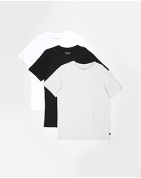 Staple Superior - Staple Organic Crew Tee 3-Pack