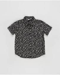 Cotton On Kids - Resort Short Sleeve Shirt - Kids