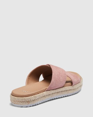 Novo Sophisticated - Sandals (Nude)