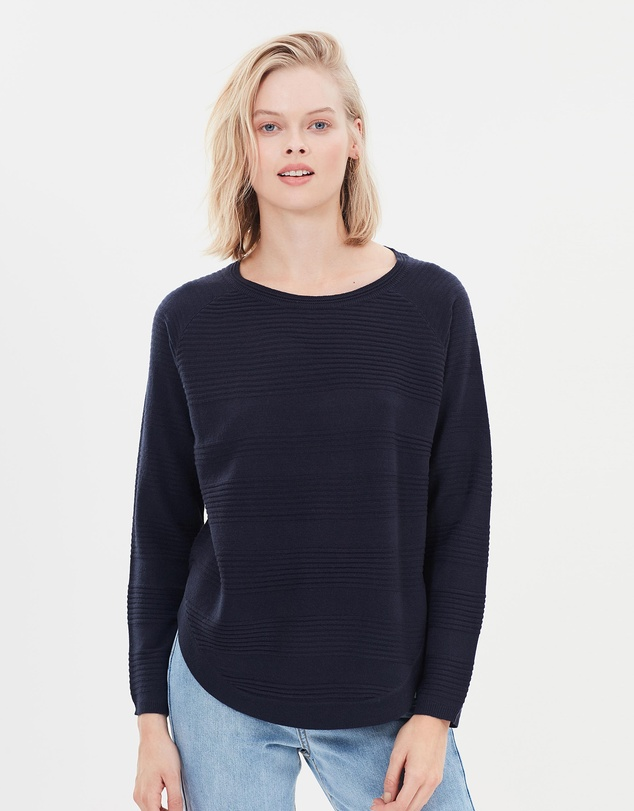 ONLY - Caviar Long Sleeve Pullover Knit