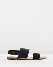 Atmos&Here - Abigail Leather Sandals