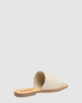 Sol Sana Mila slide - Sandals (Off White)