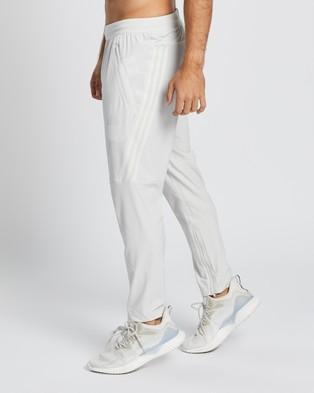 adidas Performance AEROREADY 3 Stripes Pants - Track Pants (Orbit Grey)