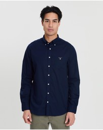 Gant - The Broadcloth Regular Shirt