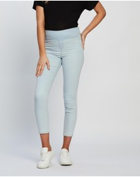 Cotton On Maternity - Mid Rise Maternity Jeggings