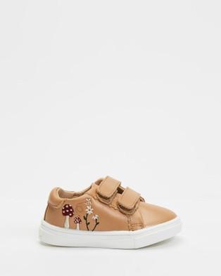Anchor & Fox Wonderland Sneakers - Sneakers (Tan)