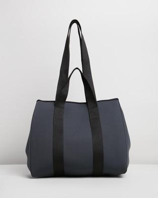 Prene The Gigi Tote Bag - Bags (Charcoal)