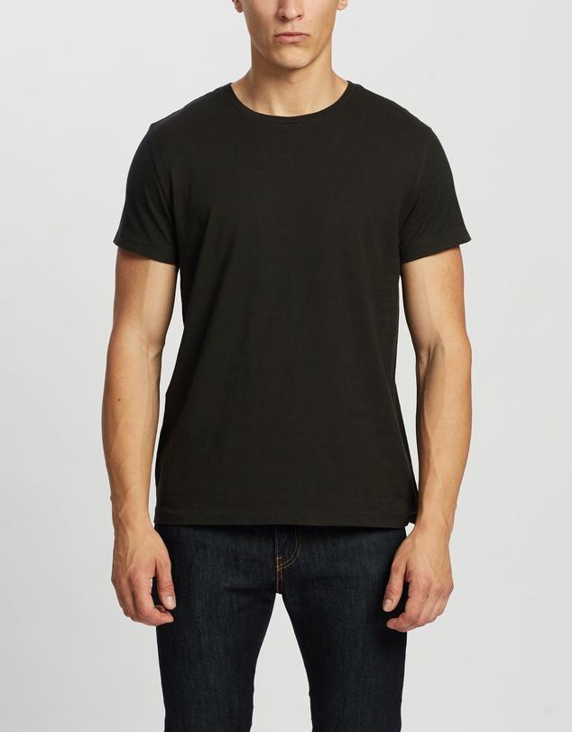 Men Crew Neck Short Sleeve T-Shirt