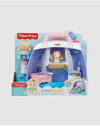 Fisher Price - Little People Cuddle & Play Nursery
