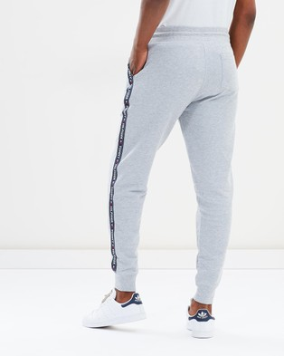 Tommy Hilfiger Slim Track Pants - Accessories (Grey Heather)