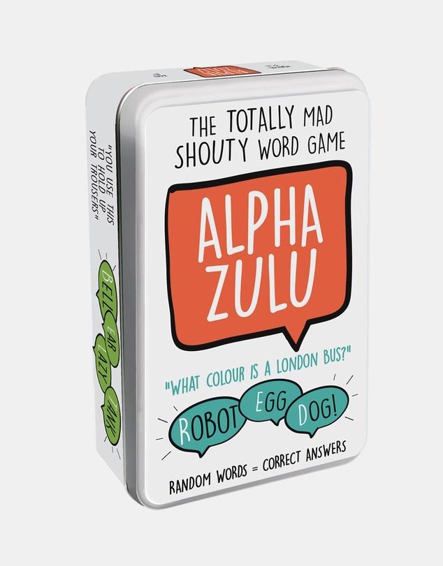 Kids Alpha Zulu Tin