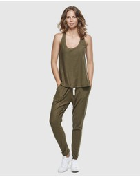 Cloth & Co. - Organic Cotton Slub Lounge Pants