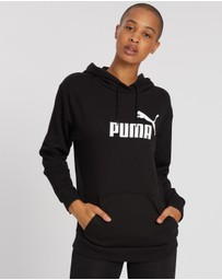 Puma - Essentials+ Elongated Hoodie