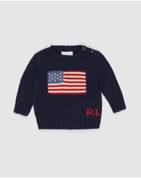 Polo Ralph Lauren - Flag Sweater - Babies