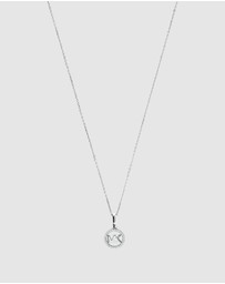 Michael Kors - Premium Silver Necklace