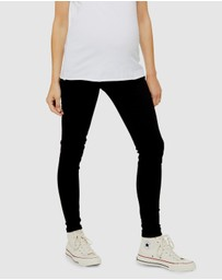 TOPSHOP Maternity - Under Bump Jamie Maternity Jeans