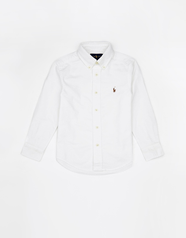 Polo Ralph Lauren - Cotton Oxford Sport Shirt - Kids