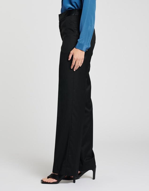 Women Dylan Tuxedo Trousers