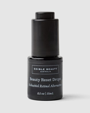Edible Beauty Beauty Reset Drops   Bakuchiol Retinol Alternative - Beauty (N/A)
