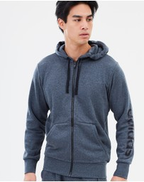 adidas Performance - Essential Linear Full-Zip Hoodie