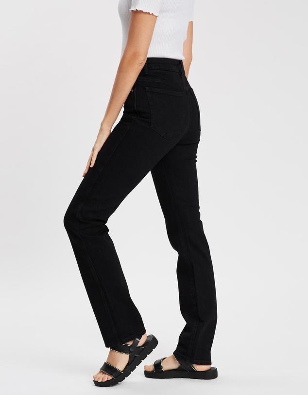 Women Marilyn Straight Jeans