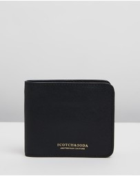 Scotch & Soda - Classic Leather Billfold Wallet